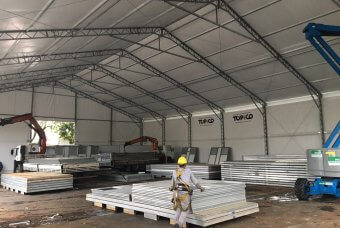 Tópico e Prefeitura de São Paulo firmam parceria para reconstrução temporária do Mercado Municipal de Santo Amaro