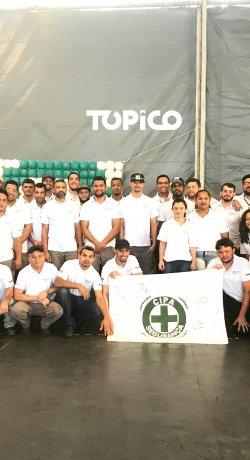 Tópico realiza Semana Interna de Prevenção de Acidentes no Trabalho e Meio Ambiente (SIPATMA)