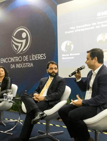 CEO da Tópico participa do Encontro de Líderes da Indústria