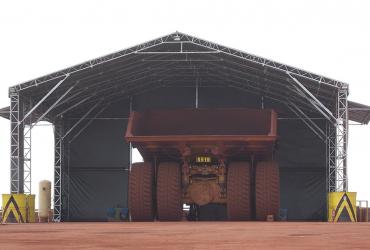 Manutención de Maquinaria y de Vehículos de Tamaños Grandes